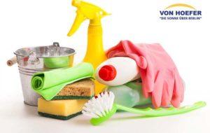 Hygiene im Haushalt